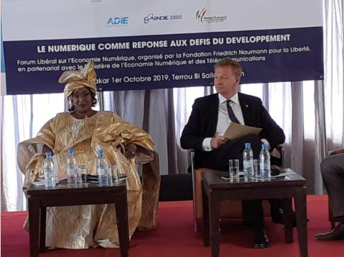 Forum sur le Numérique : Le Sénégal face aux enjeux