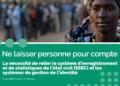 500 millions de personnes en Afrique ne disposent pas d'identité juridique (Rapport)
