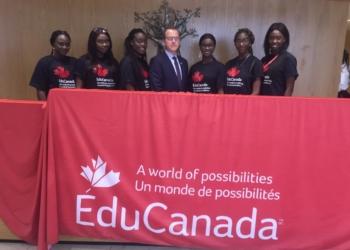Salon EduCanada de Dakar : plus de 2500 étudiants pour la 13ème édition