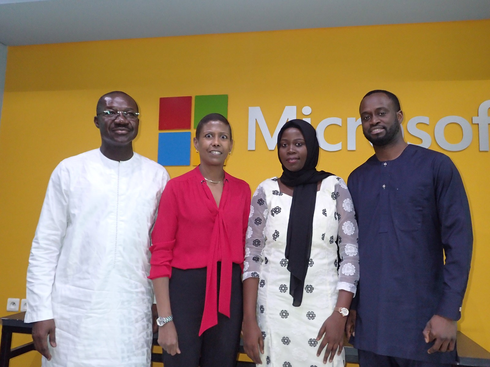 Microsoft 4Afrika:  Combler le déficit de compétence