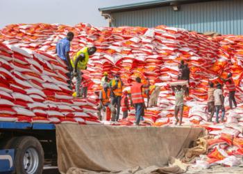 Acheminement des vivres : Plus de 38 mille tonnes déjà convoyées
