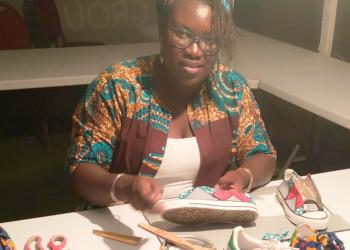 Baya Bathily, Baya Design: Cordonnière et fière de l'être