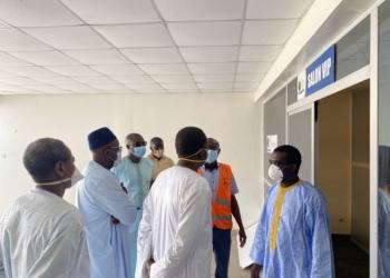 COVID-19: 207 Millions de la Fondation Sonatel pour des « hôpitaux d'urgence »
