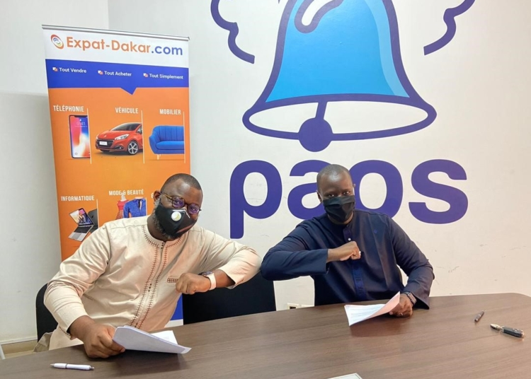 Achat et Livraison :  Paps et Expat-Dakar scellent un partenariat