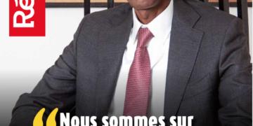 Réussir N°147 – Bilan avec le ministre des finances et du Budget…