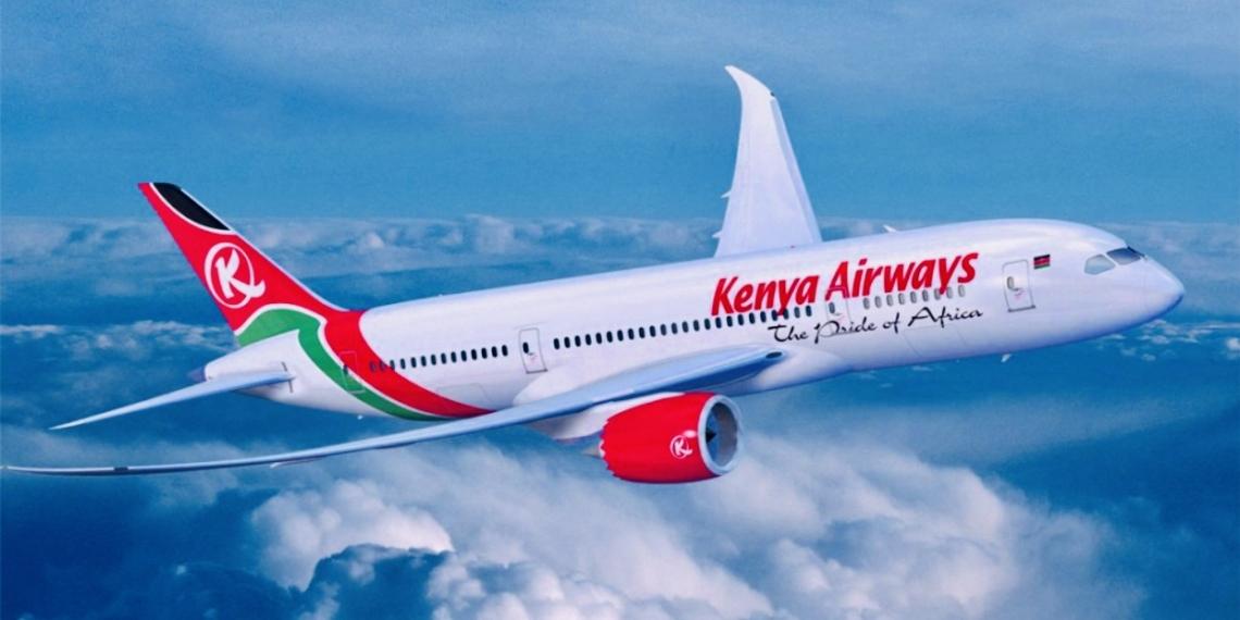Kenya Airways nomme  GSA Passager Europe
