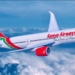 Kenya Airways nomme  GSA Passager Europe