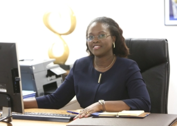 Marie Odile Sène Kantoussan, DG de CGF Bourse, «Travailler sur une digitalisation complète»