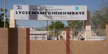 La Fondation Sonatel réhabilite le lycée Mame Cheikh Mbaye de Tambacounda