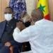 Covid-19 : Macky Sall s'est vacciné