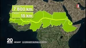 Macky Sall souhaite accélérer le projet de la Grande muraille verte
