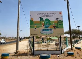 Sonatel dote la ville de Meckhé d'un Parc écologique