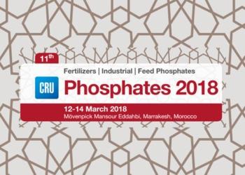 11e édition conférence Phosphates : Expliquer la dynamique du marché et l'innovation technique