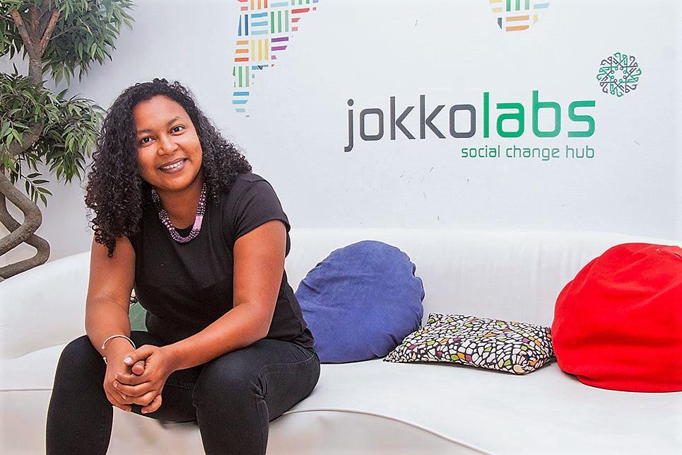 Fatoumatou Niang Niox, Jokkolabs: L'entrepreneuriat, seule voie de salut