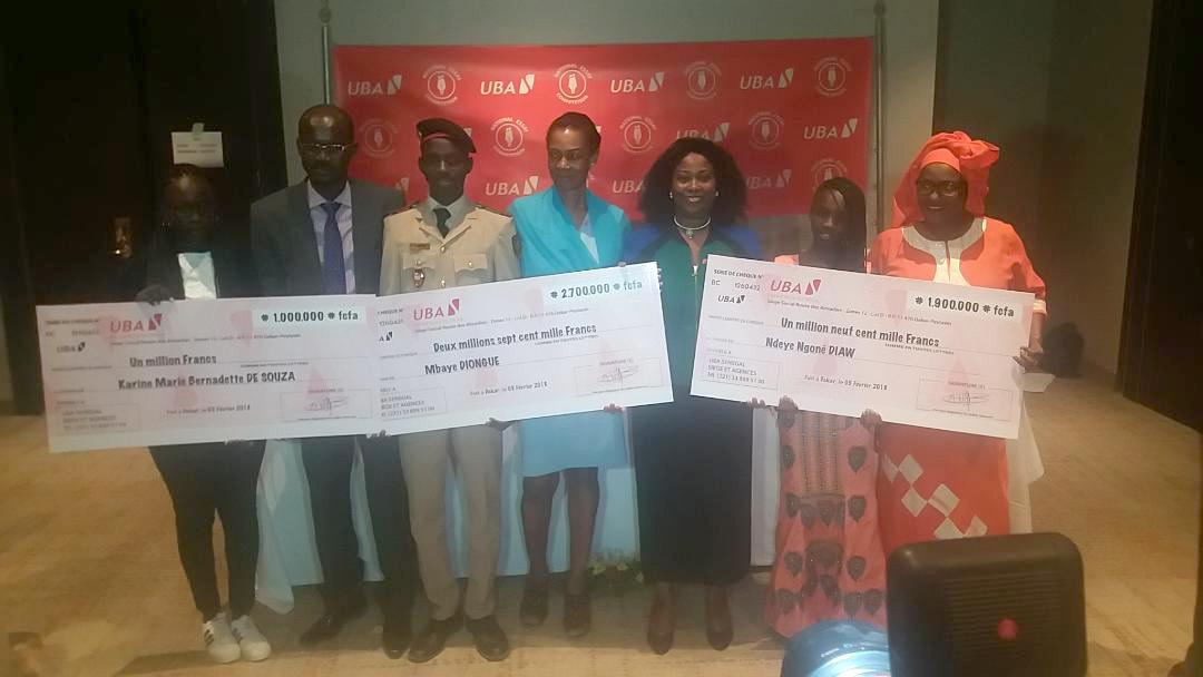 Concours de dissertation Fondation UBA : Mbaye Diongue du Prytanée militaire sacré