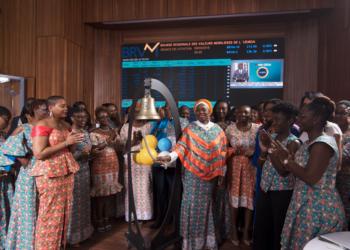 8 Mars : La BRVM sonne sa cloche pour l'égalité des genres au niveau du marché financier régional