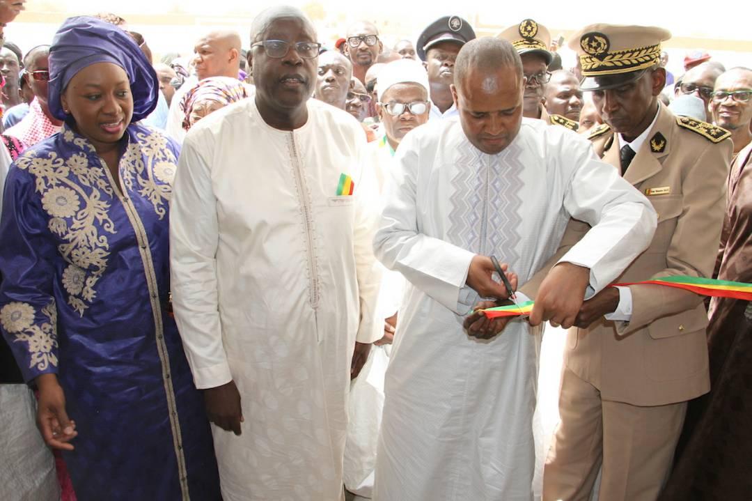 La Fondation Sonatel appuie le développement du village de Mbakhna avec 250 millions