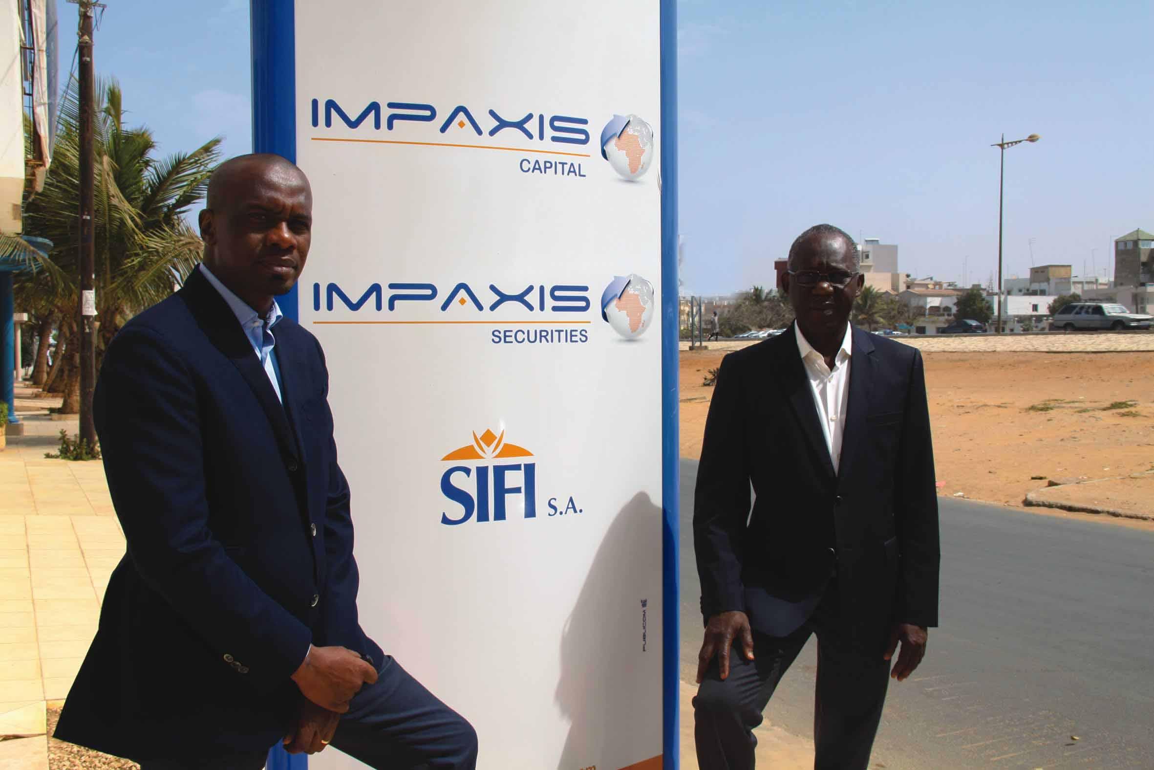 GROUPE IMPAXIS: La Banque d'affaires se diversifie