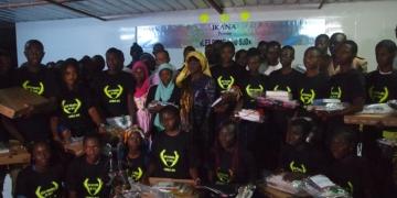 Palmes du Sud : Aminata Angélique Manga encourage l'excellence