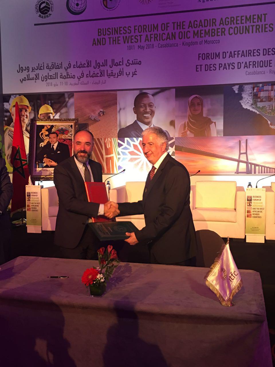 Coopération Arabo-Africaines: ITFC étend son partenariat avec la Banque Centrale Populaire