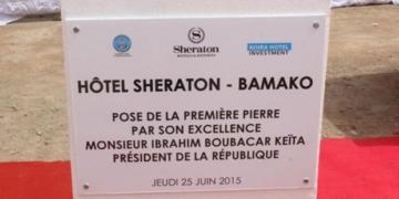 Mali: Ouverture de l'Hôtel Sheraton Bamako