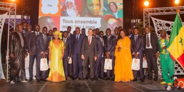 Mondial 2018: Orange accompagne les Lions de la Teranga avec «15 millions de rugissements»