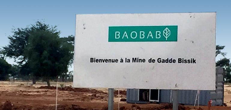 Sénégal-Mines : Projet d'expansion du gisement Gade Bissik