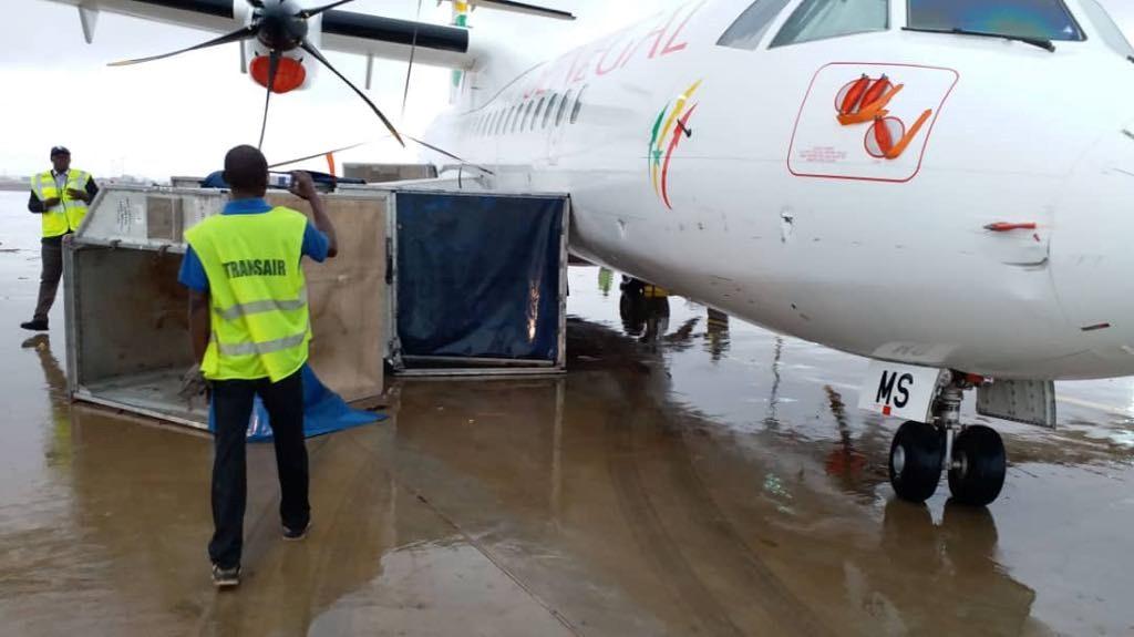 Tempête sur Dakar : Air Sénégal touché mais rassure