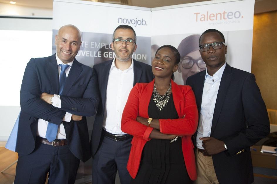 Novojob : Les experts de l'emploi en Afrique