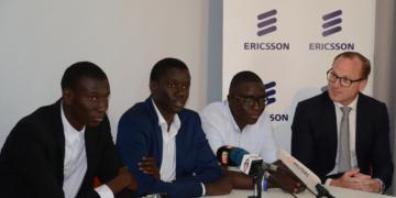 Ericsson Innovation Awards 2018: Des étudiants sénégalais remportent le premier prix.