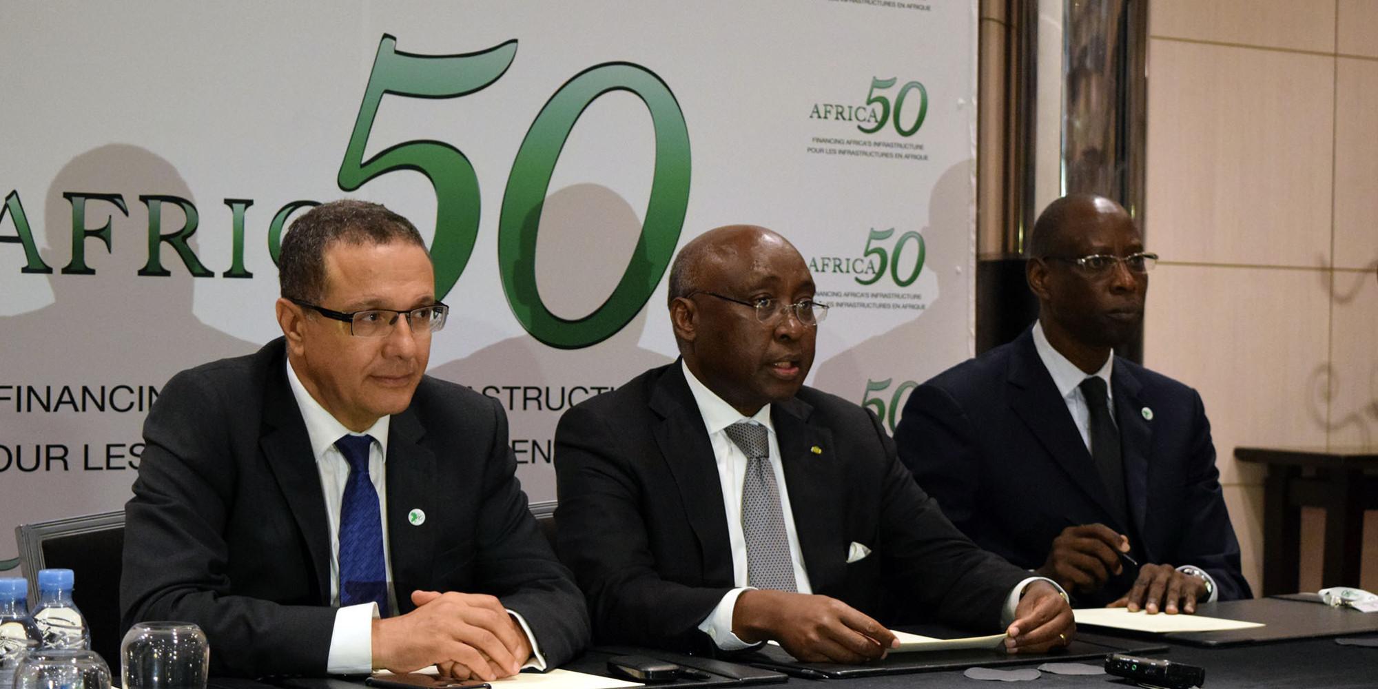 Africa 50: Le Kenya et la Bad plaident pour le développement et le financement des infrastructures bancables