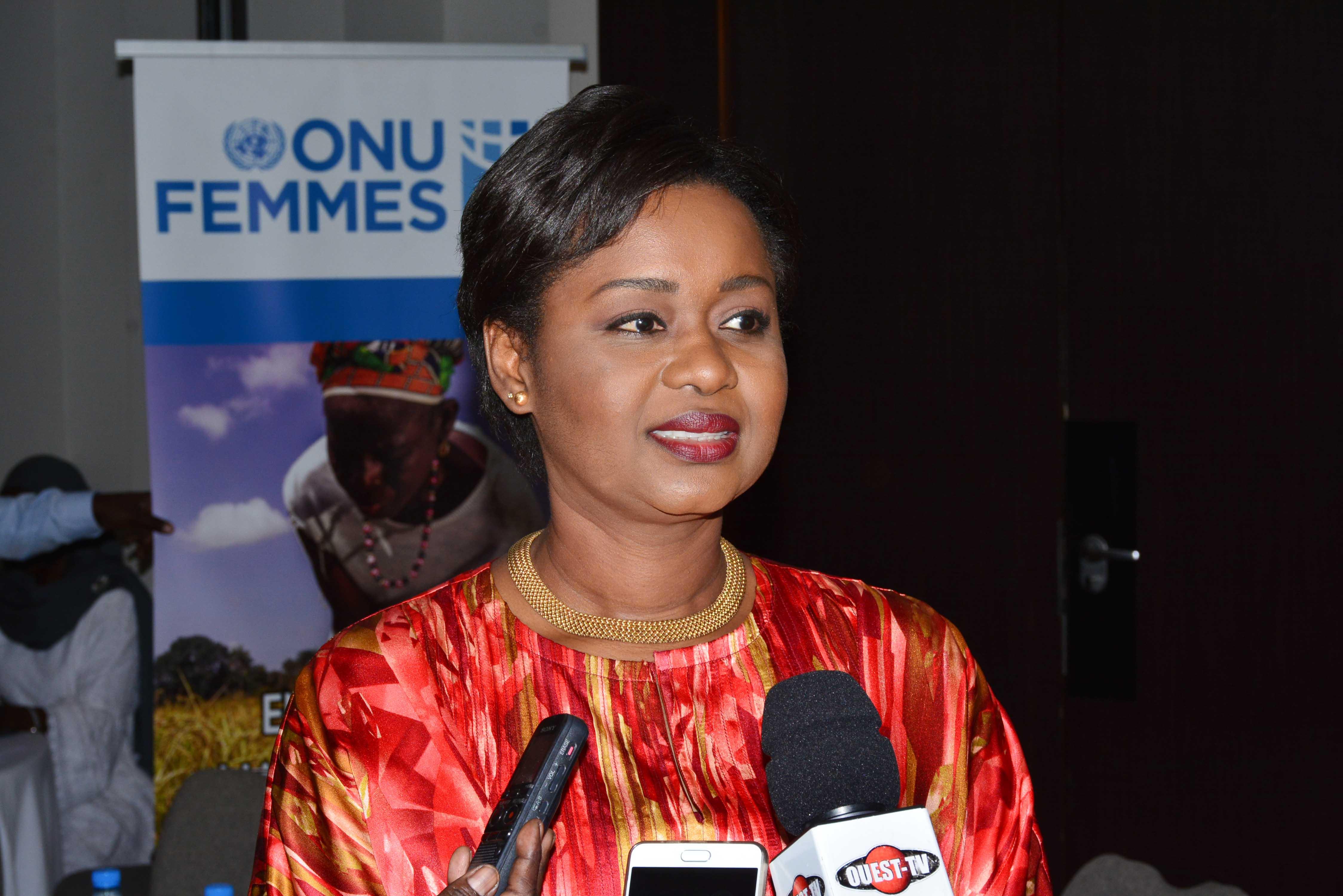 Passation de marchés: ONU Femmes évalue les progrès du dispositif en faveur des femmes.