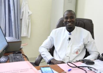 «Les poches de sang ne manquent plus au niveau du CNTS», Docteur Youssou Bamar Gaye