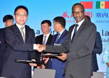 Relation Chine Afrique: Diffusion de films  et séries télévisées chinois