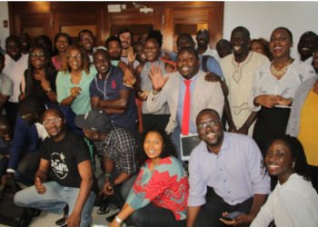 1er i4policy Hackathon à Dakar: Promouvoir l'innovation et à l'entrepreneuriat des start up.