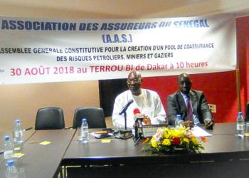 Assurance Sénégal: Création d'un pool de coassurance pour la gestion des risques gaziers et pétroliers