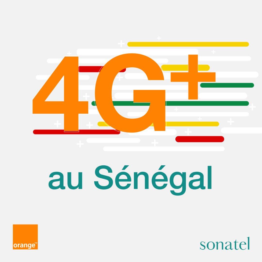 Télécommunication: La Sonatel lance la 4G+