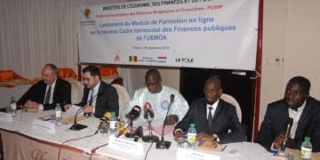 L'UEMOA lance un module de formation à distance sur le cadre harmonisé des finances publiques 2009