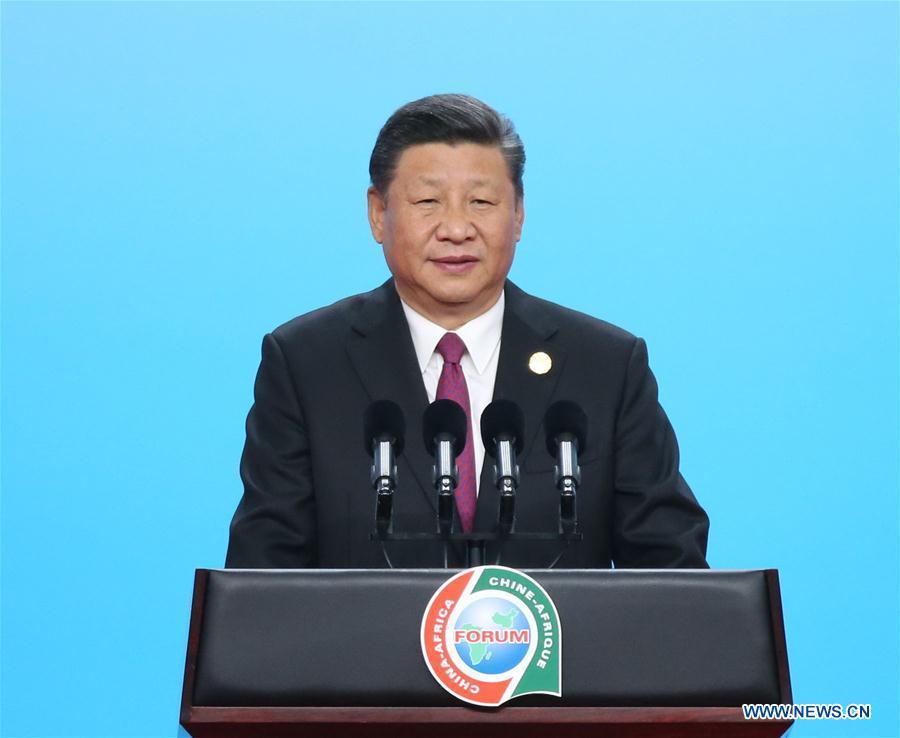 Sommet Chine-Afrique: La Chine envisage d'accorder 60 milliards de dollars de financements à l'Afrique