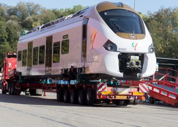 TER: Le premier train devrait arriver le 12 Novembre prochain