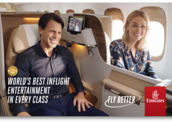 Nouvelle signature : Le Fly Better  d'Emirates