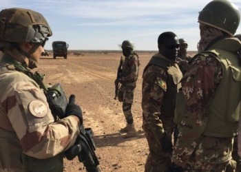 Sécurité: Les Etats-Unis promettent d'augmenter leur appui financier à la force du G5 Sahel