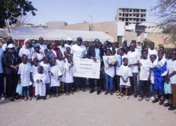 Ecobank Days 2018: La Banque panafricaine au chevet des enfants démunis