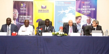 Formation métiers aviation : Air Sénégal SA et Sup de Co s'associent