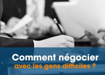 Les subtilités de la conduite des négociations d'affaires:  Quelle est la place du Droit dans les négociations d'affaires ?