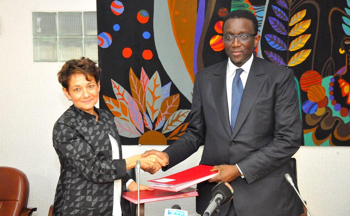 Un appui budgétaire de 104 milliards de FCFA de la Banque Mondiale au Sénégal