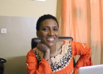 «Contribuer au développement qualitatif de l'éducation malienne» (Mme Guindo Mariam Maiga)