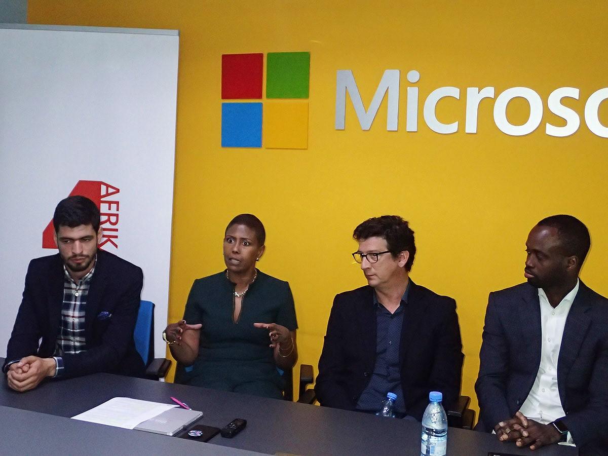 Microsoft soutient les start-ups pour stimuler la croissance économique au Sénégal