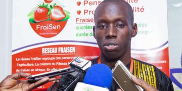 Lancement de Fraisen, premier label des producteurs africains de fraises