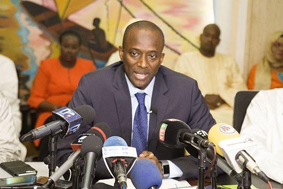« Le Port, Moteur de l'émergence » : Aboubacar Sédikh Bèye, DG Port de Dakar